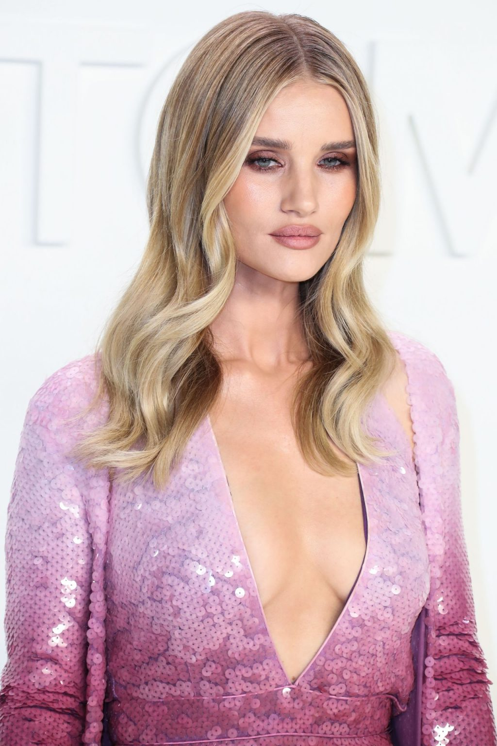 Rosie Huntington Whiteley Sexy The Fappening Blog 73 1024x1536 - Rosie Huntington-Whiteley Shows Her Cleavage at the Tom Ford Fashion Show (115 Photos)