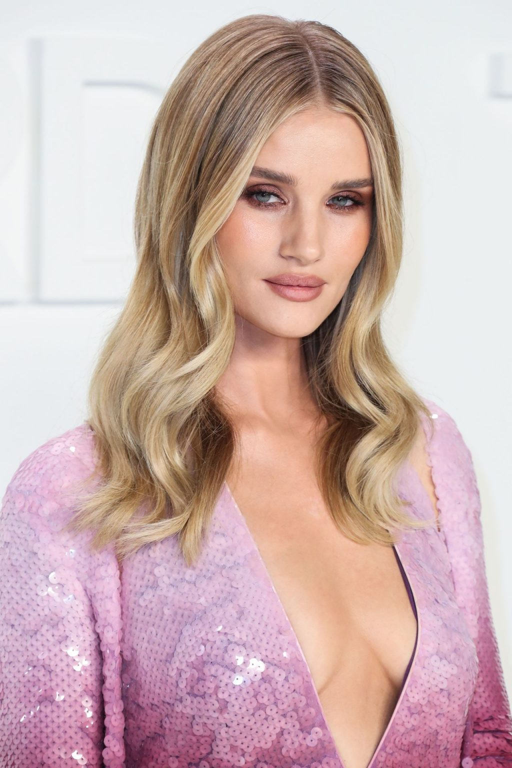 Rosie Huntington Whiteley Sexy The Fappening Blog 78 1024x1536 - Rosie Huntington-Whiteley Shows Her Cleavage at the Tom Ford Fashion Show (115 Photos)