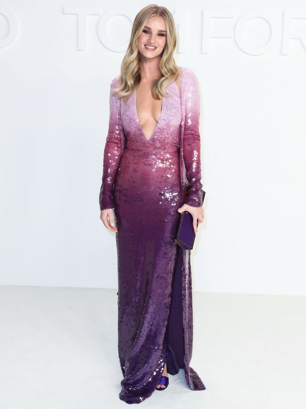 Rosie Huntington Whiteley Sexy The Fappening Blog 80 1024x1365 - Rosie Huntington-Whiteley Shows Her Cleavage at the Tom Ford Fashion Show (115 Photos)