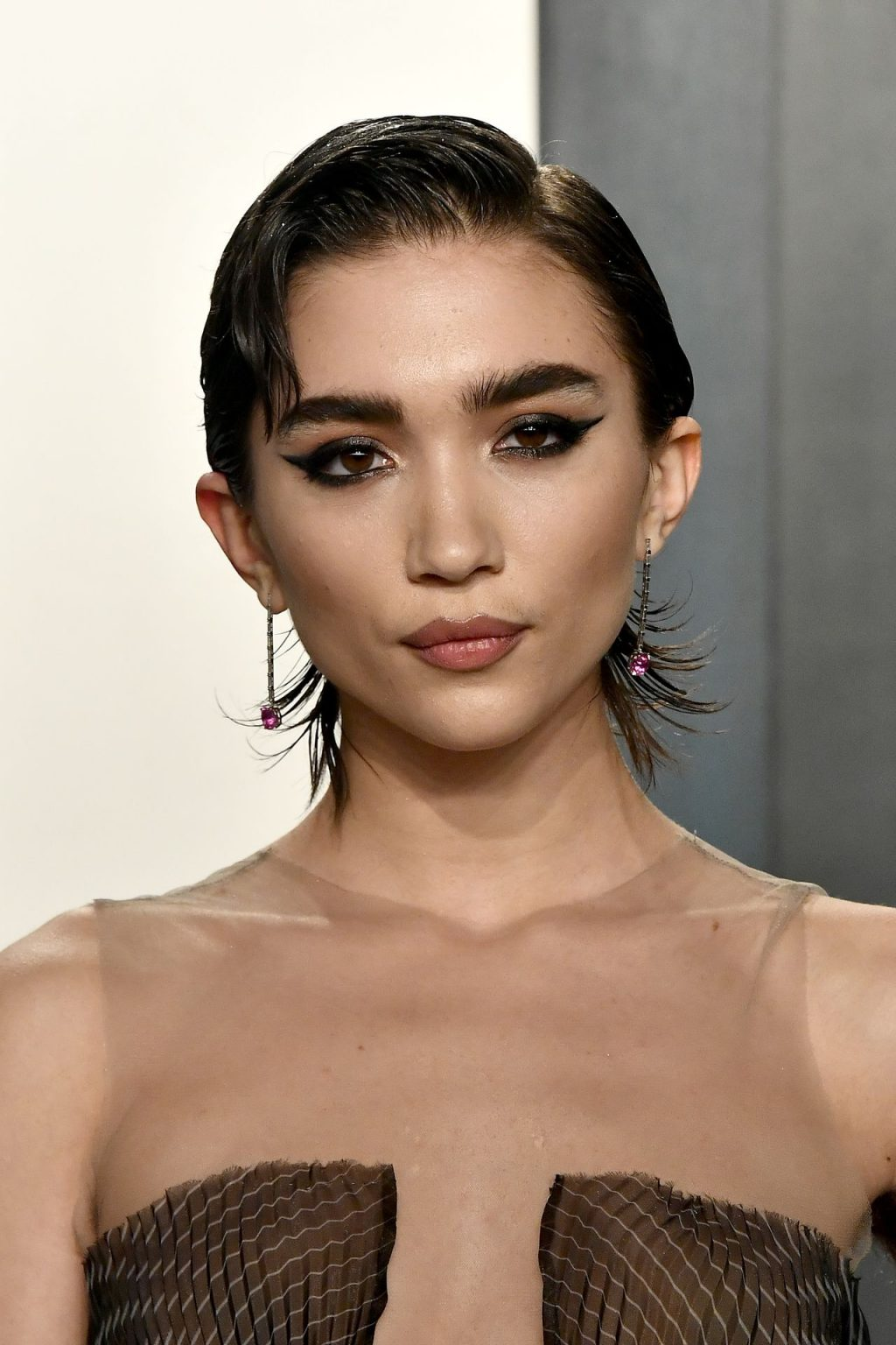 Rowan Blanchard Flaunts Her Young Figure at the Vanity Fair Oscar Party (29 Photos)