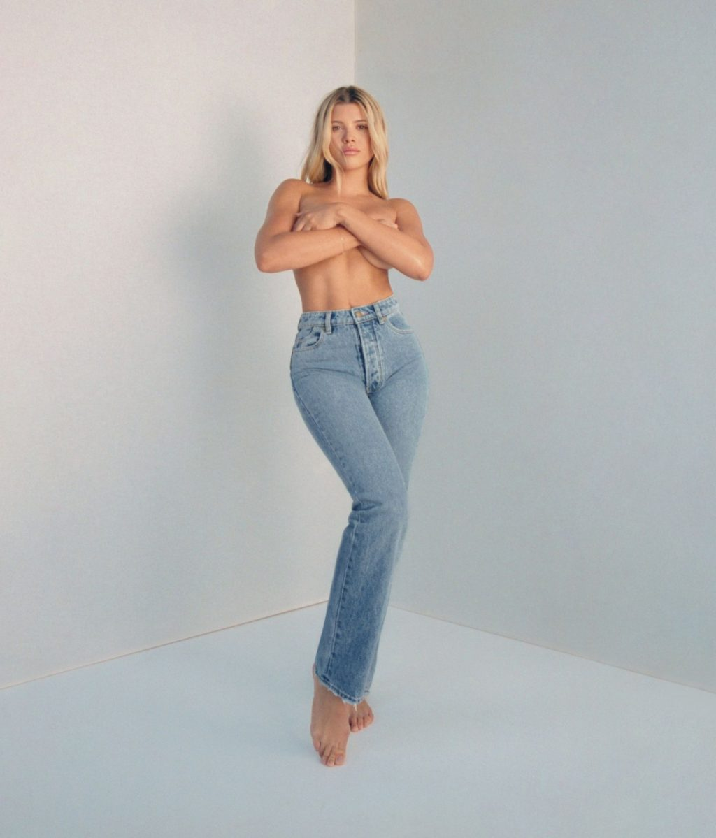 Sofia Richie Goes Topless in a Sexy New Campaign for Rolla's (24 Photos)