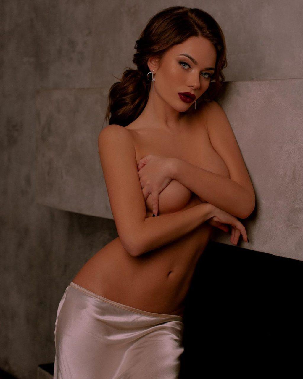 Yana Koshkina Nude (4 Photos)