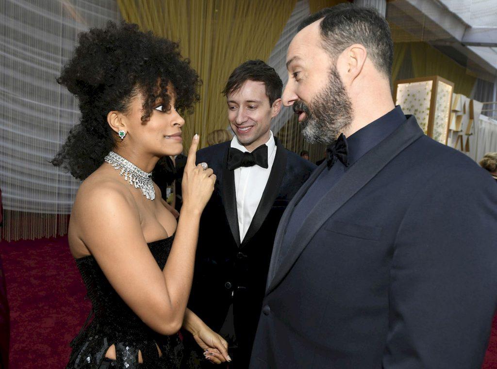 Zazie Beetz Displays Her Sexy Body at the 92nd Academy Awards (14 Photos)