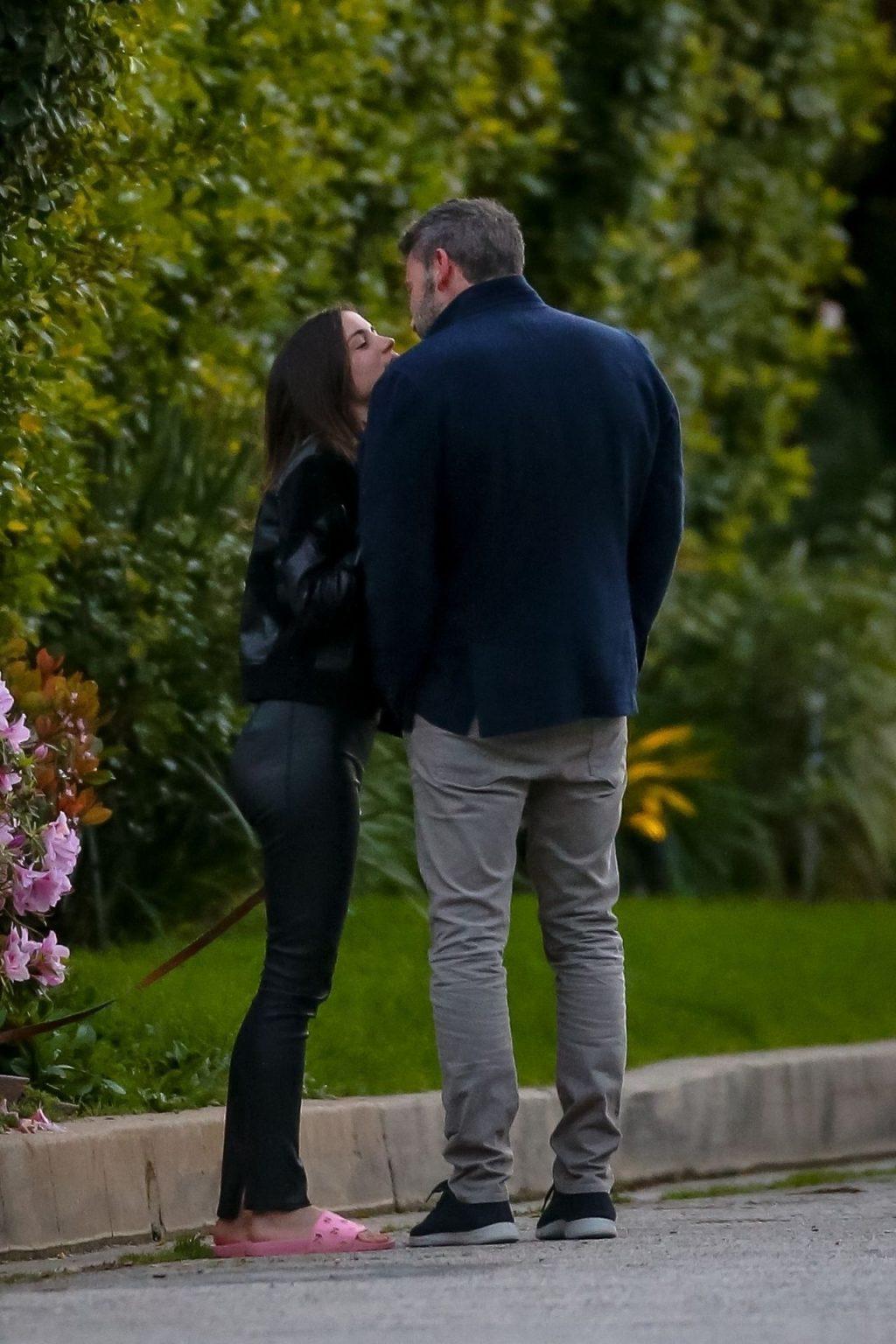 Ana de Armas Sexy The Fappening Blog 10 1 1024x1536 - Ben Affleck & Ana de Armas Can't Take Their Hands Off Each Other During Romantic Stroll (109 Photos)