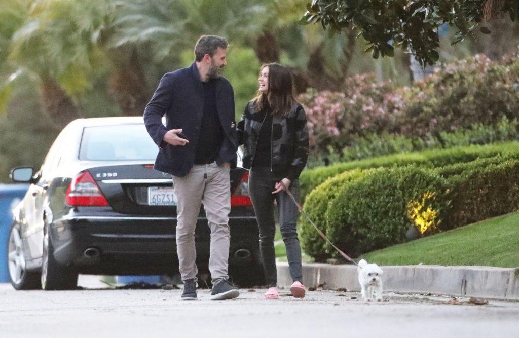 Ana de Armas Sexy The Fappening Blog 103 1024x667 - Ben Affleck & Ana de Armas Can't Take Their Hands Off Each Other During Romantic Stroll (109 Photos)