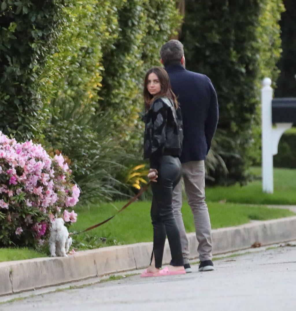 Ana de Armas Sexy The Fappening Blog 82 1024x1076 - Ben Affleck & Ana de Armas Can't Take Their Hands Off Each Other During Romantic Stroll (109 Photos)
