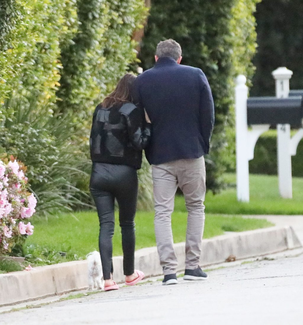 Ana de Armas Sexy The Fappening Blog 85 1024x1097 - Ben Affleck & Ana de Armas Can't Take Their Hands Off Each Other During Romantic Stroll (109 Photos)