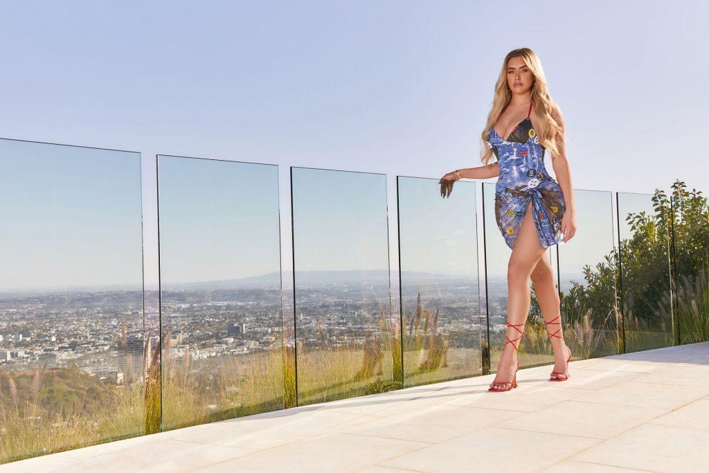 Anastasia Karanikolaou Parades Her Killer Curves As She Launches New EGO Footwear Edit (30 Photos)