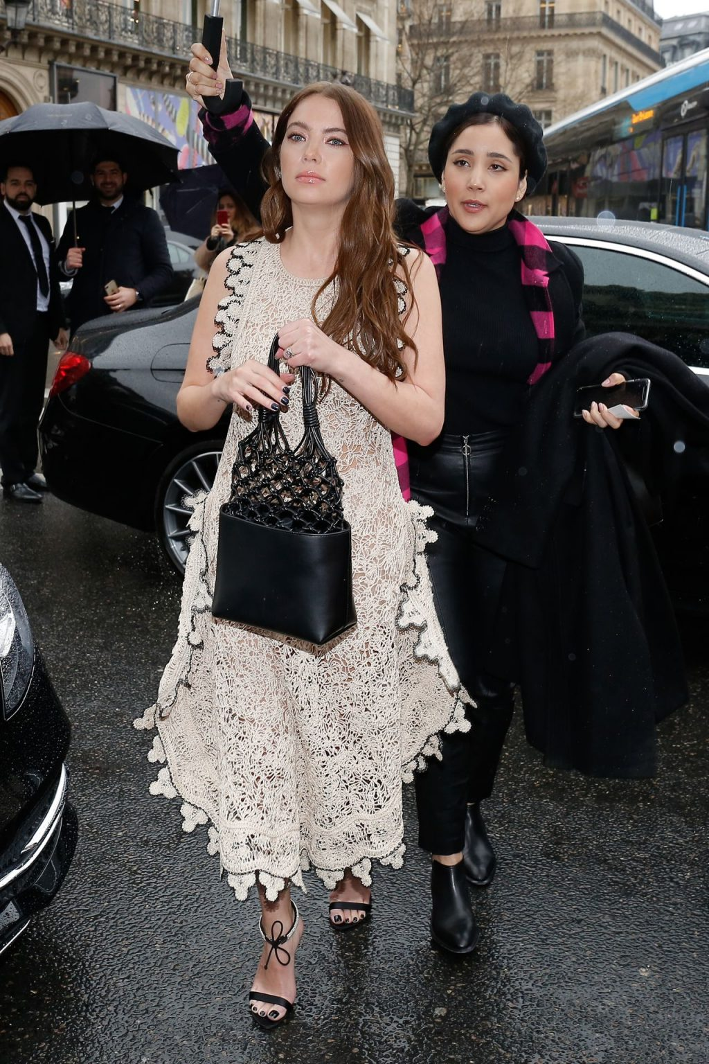 Ashley Benson Shows Her Figure at the Stella Mccartney Show in Paris (112 Photos)