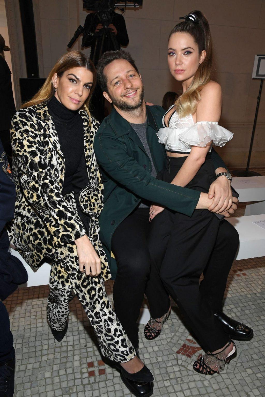 Ashley Benson Shows Her Tits at Giambattista Valli Fashion Show (45 Photos)