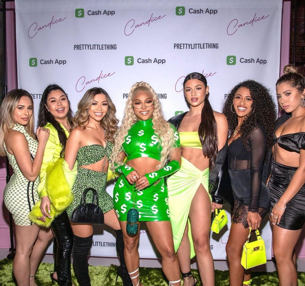 Candice Craig Debuts Her Single Cash App at Pretty Little Things Store (48 Photos)