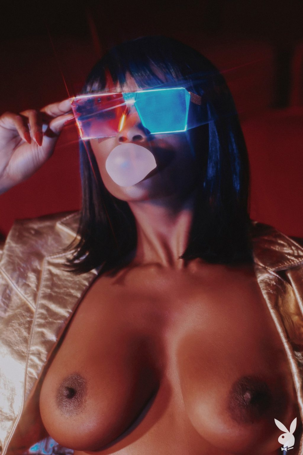 Chasity Samone Nude – Playmate February 2020 (53 Photos + GIFs & Video)