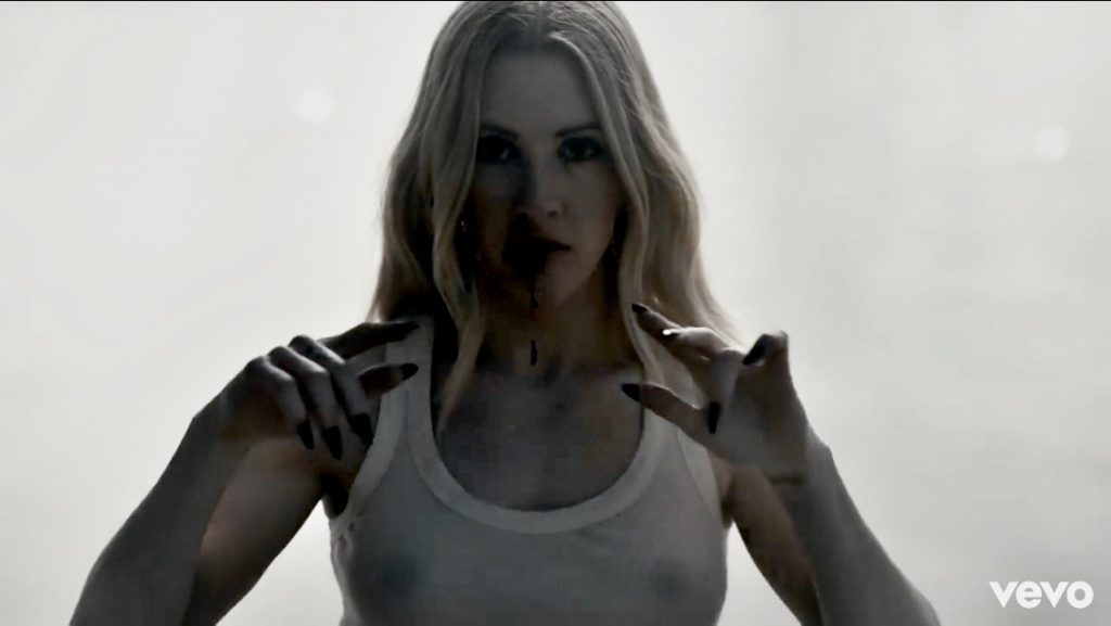 Ellie Goulding See Through (3 Pics + Video)