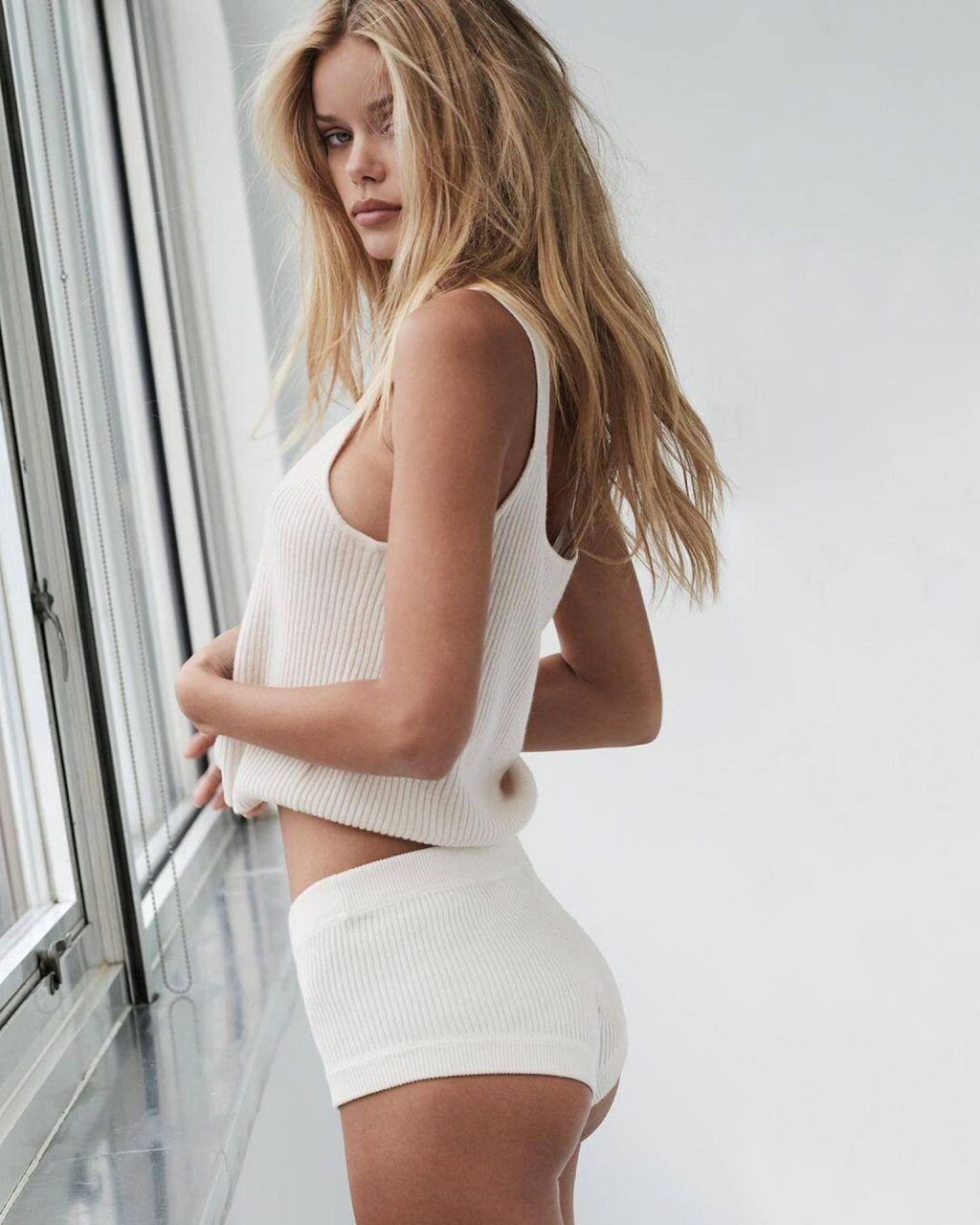 Frida Aasen Sexy – Naked Cashmere Spring 2020 Campaign (8 Photos)