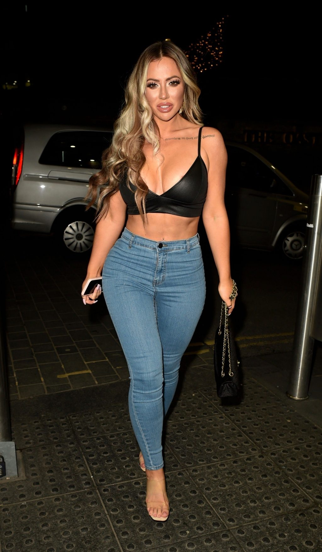 Holly Hagan Shows Off Her Sexy Figure on a Girls Night Out (49 Photos)