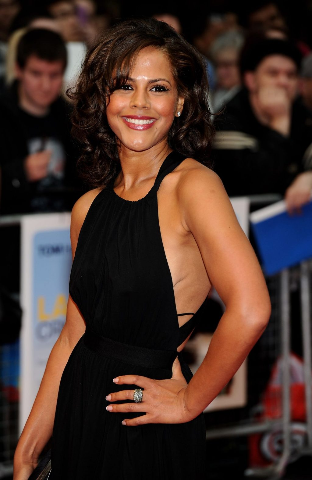 Lenora Crichlow Stuns on the Red Carper of the Larry Crowne Premiere (12 Photos)