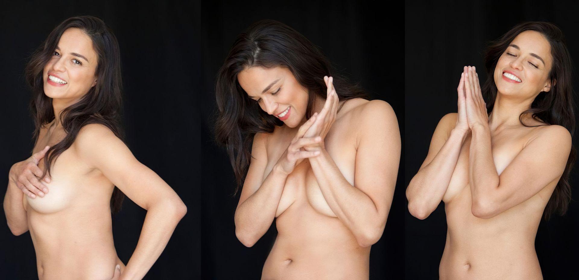 Michelle Rodriguez Tits