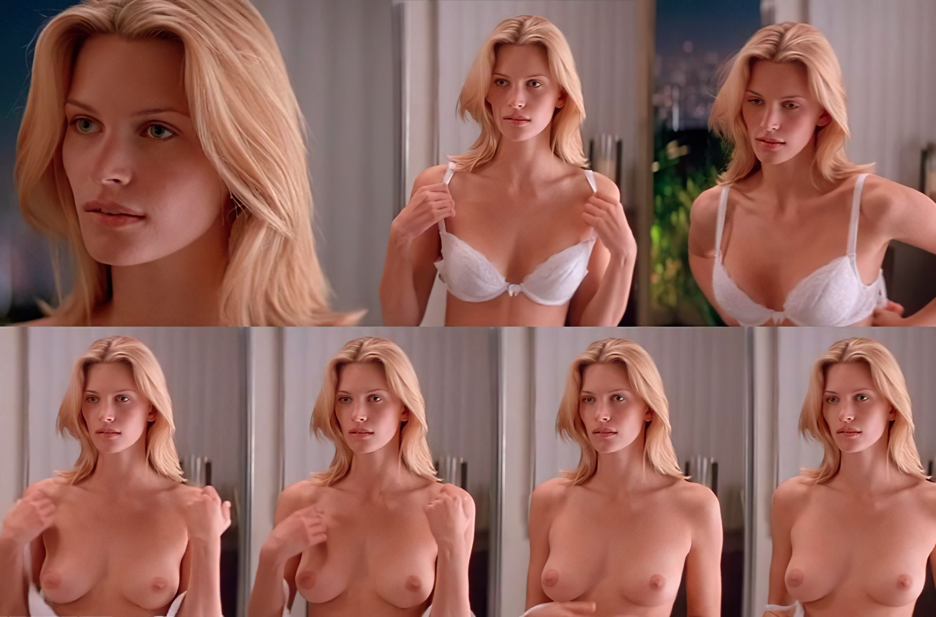 Natasha Henstridge Boobs