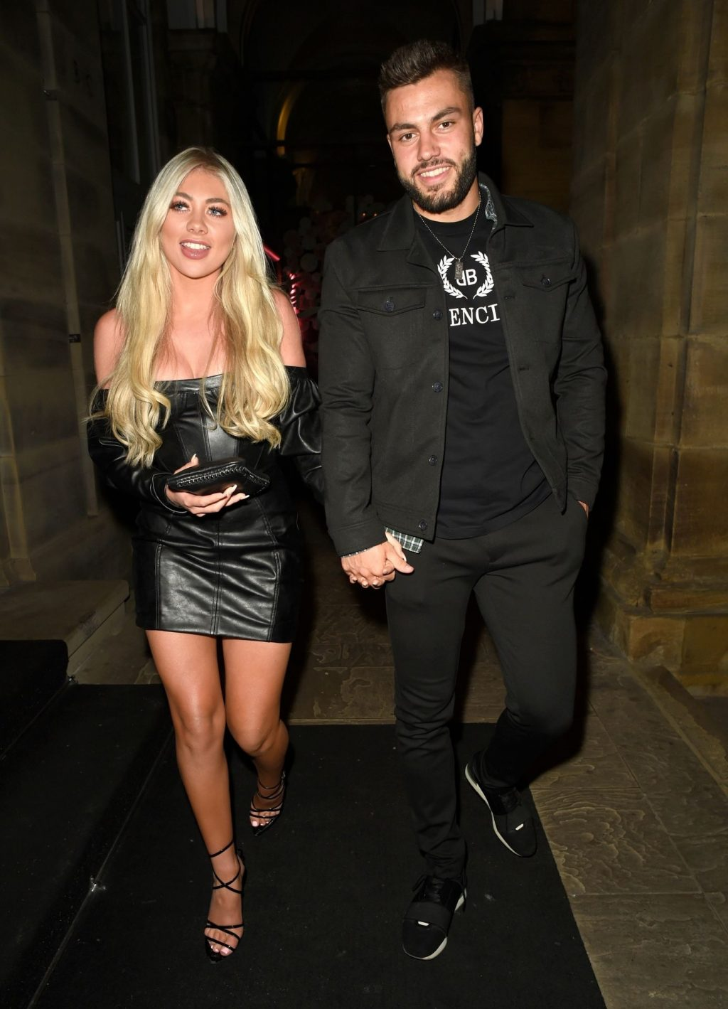 Paige Turley and Finley Tapp Enjoy Date Night out at Peter Street Kitchen (67 Photos)
