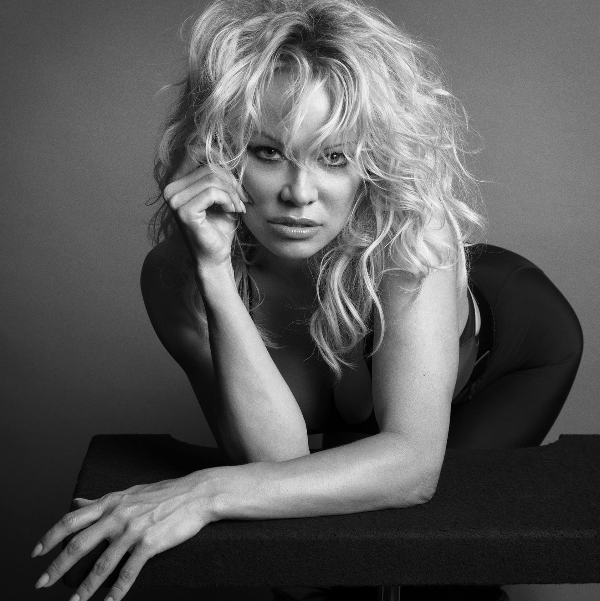 Pamela Anderson See Through & Sexy - More or Less (9 Photos)   #TheFappening