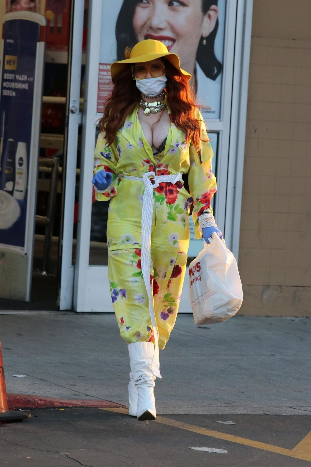 Phoebe Price Isn't Taking Any Chances When it Comes to the Coronavirus (62 Photos)