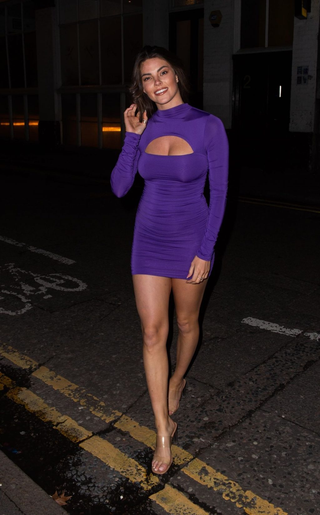 Sexy Rebecca Gormley Is Seen in Shoreditch (13 Photos)