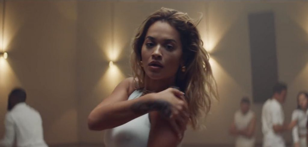 Sultry Singer Rita Ora Looks Incredible as She Goes Braless in Her Latest Video (41 Pics + Video)
