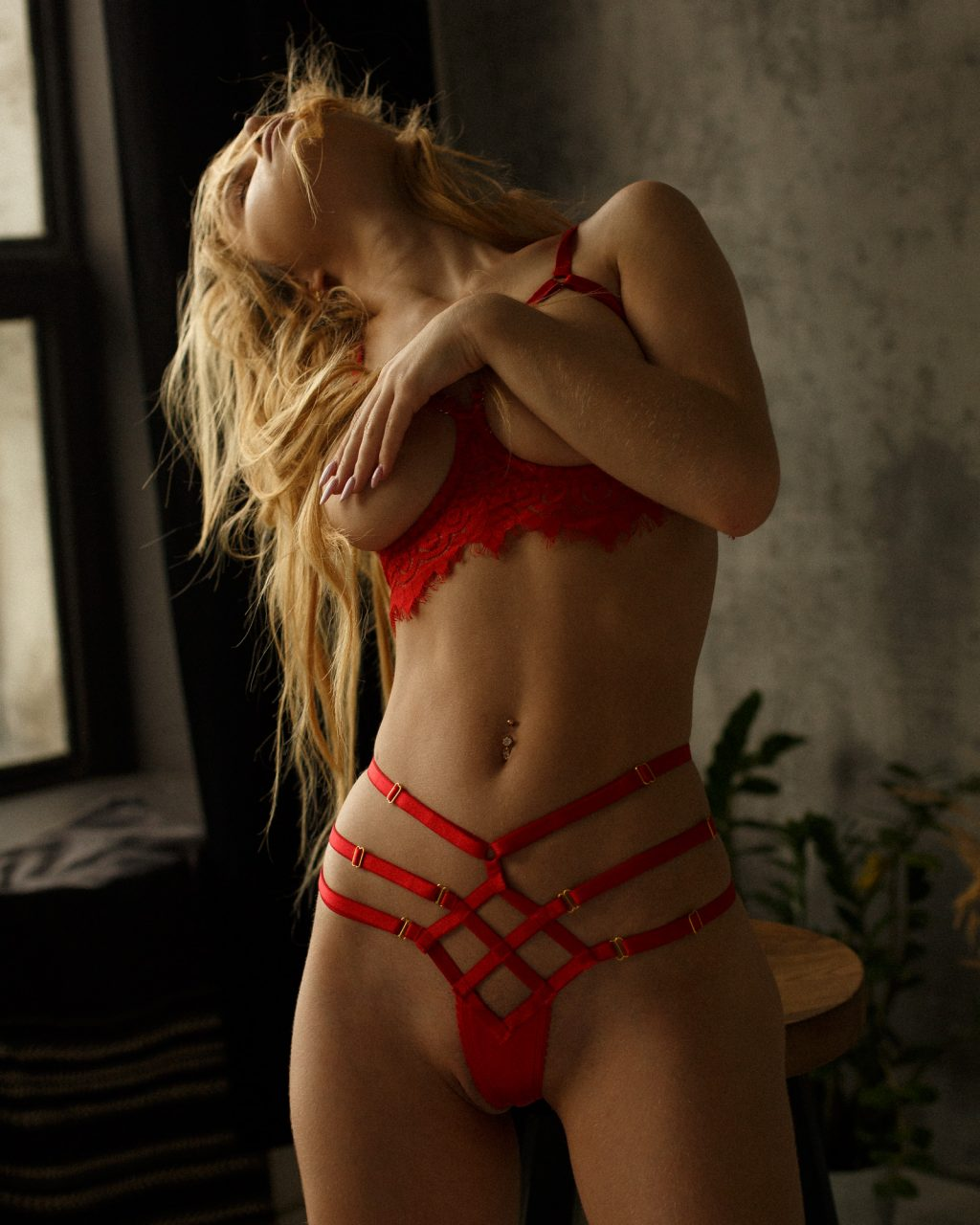 Alexandra Smelova Nude & Sexy (6 Photos)