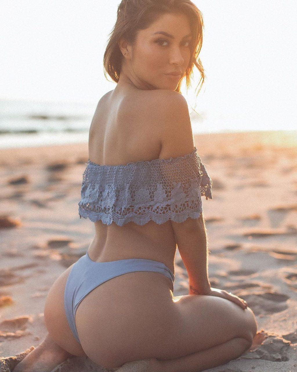 Arianny Celeste Sexy & Topless (57 Photos)