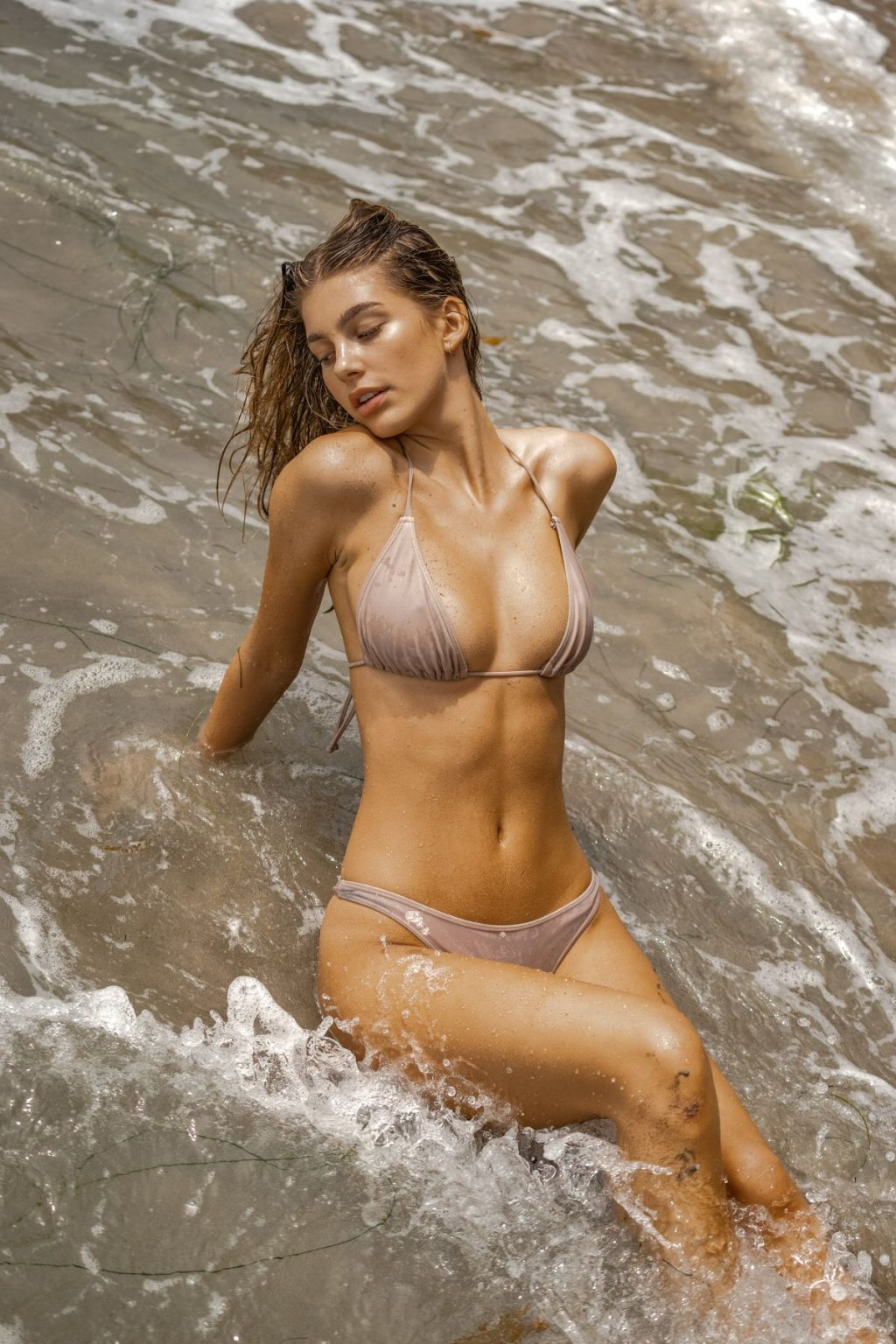 Camila Morrone Topless