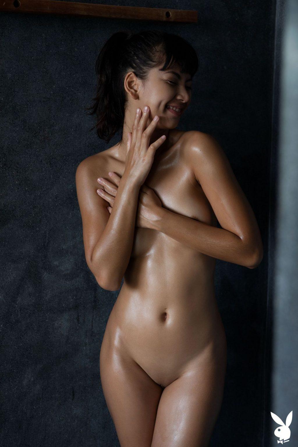 Cara Pin Nude – Soft Shower (39 Photos + GIFs & Video)