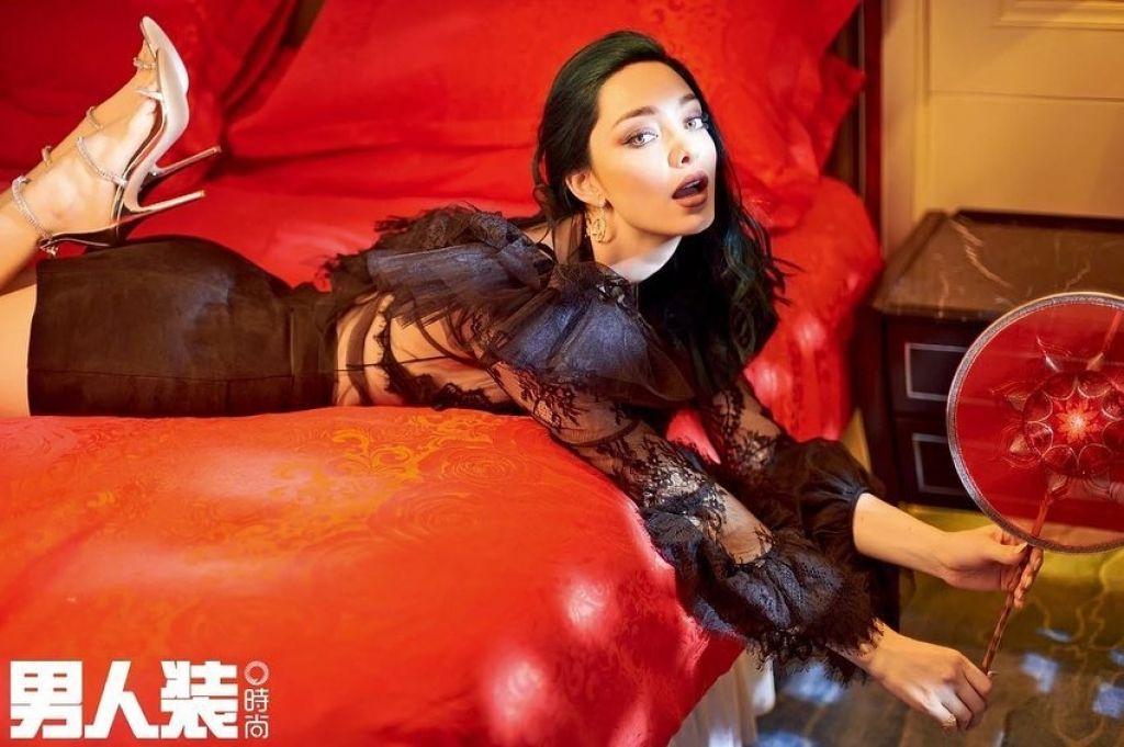 Emma Dumont Sexy – FHM Magazine China (21 Photos)