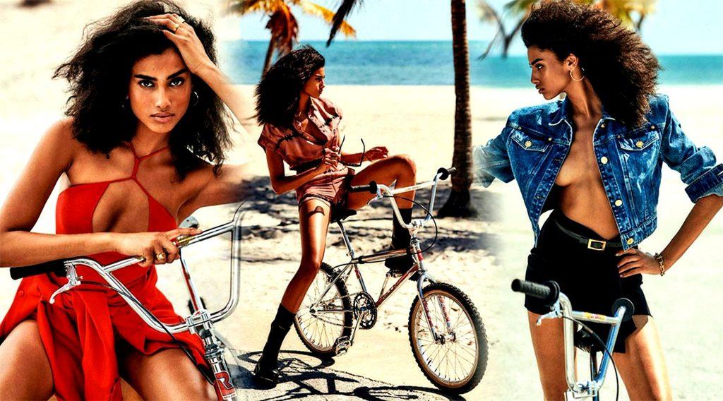 Imaan Hammam Sexy – ELLE May 2020 Issue (11 Photos + Videos)