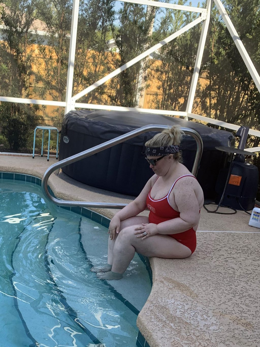 Mama June Takes Inspiration From Pamela Anderson (45 Photos)