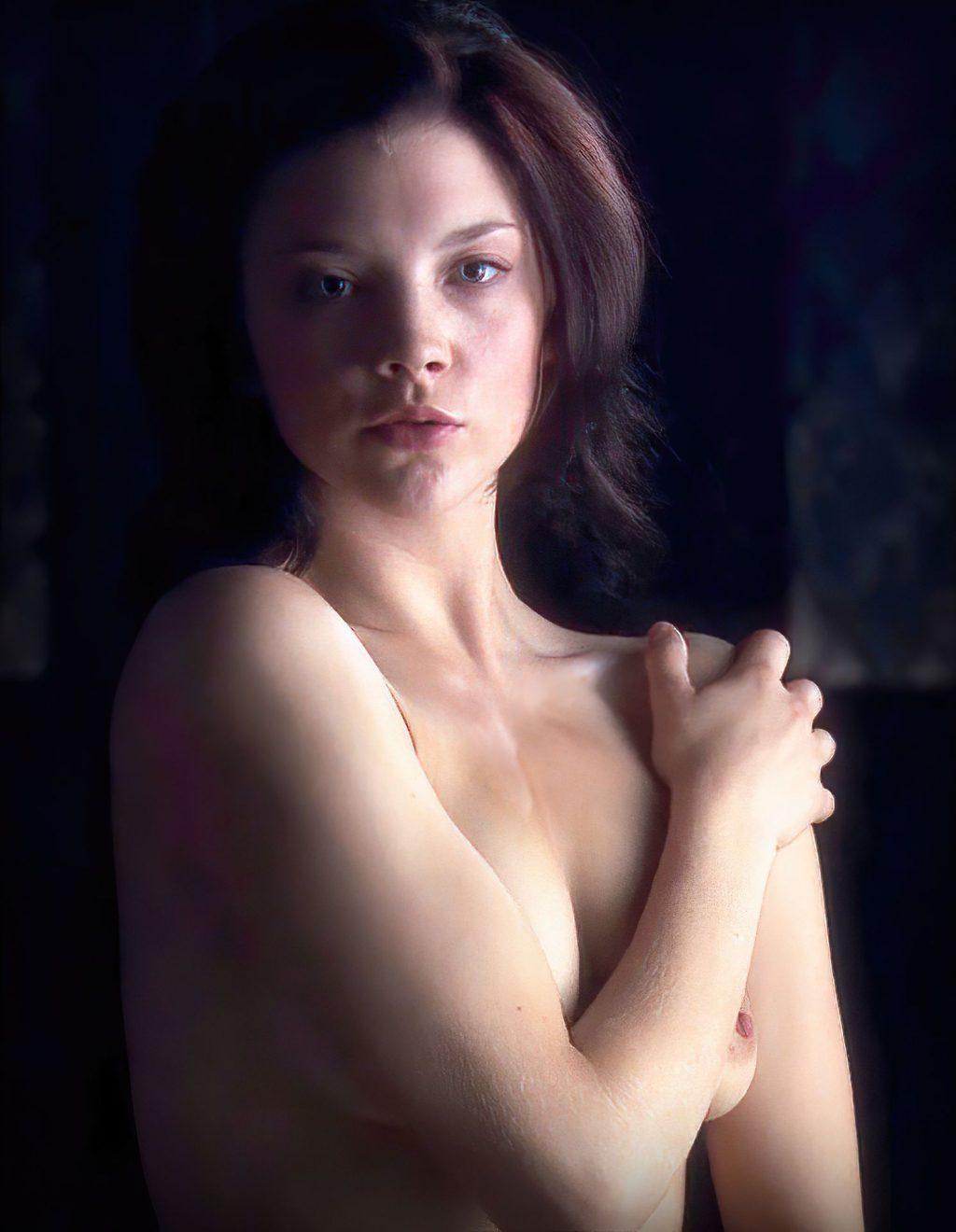 A.I. Enhanced Celebrity Nudes – Part 5 (7 Photos)