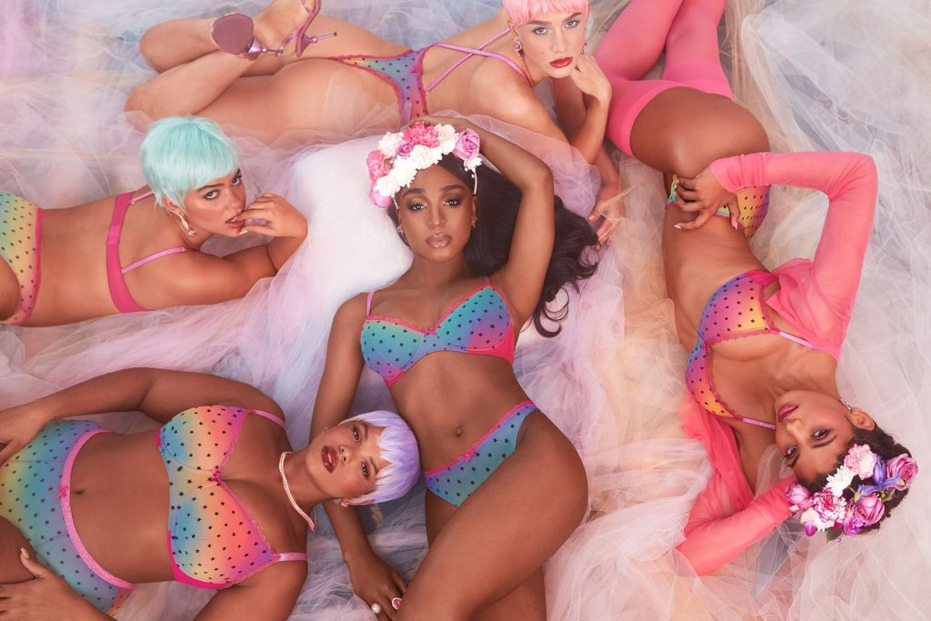 Normani is the Star of Rihanna Savage x Fenty's New Lingerie Campaign (4 Photos)