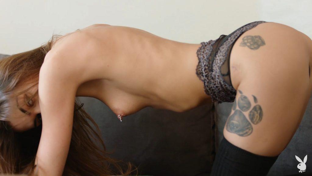 Olia Adams Nude – Intimate Encounter (47 Photos + GIFs & Video)
