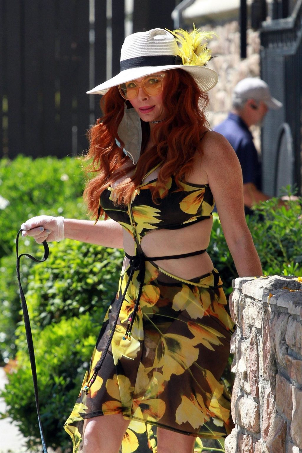 Phoebe Price Poses with a Few Rolls of Toilet Paper (19 Photos)