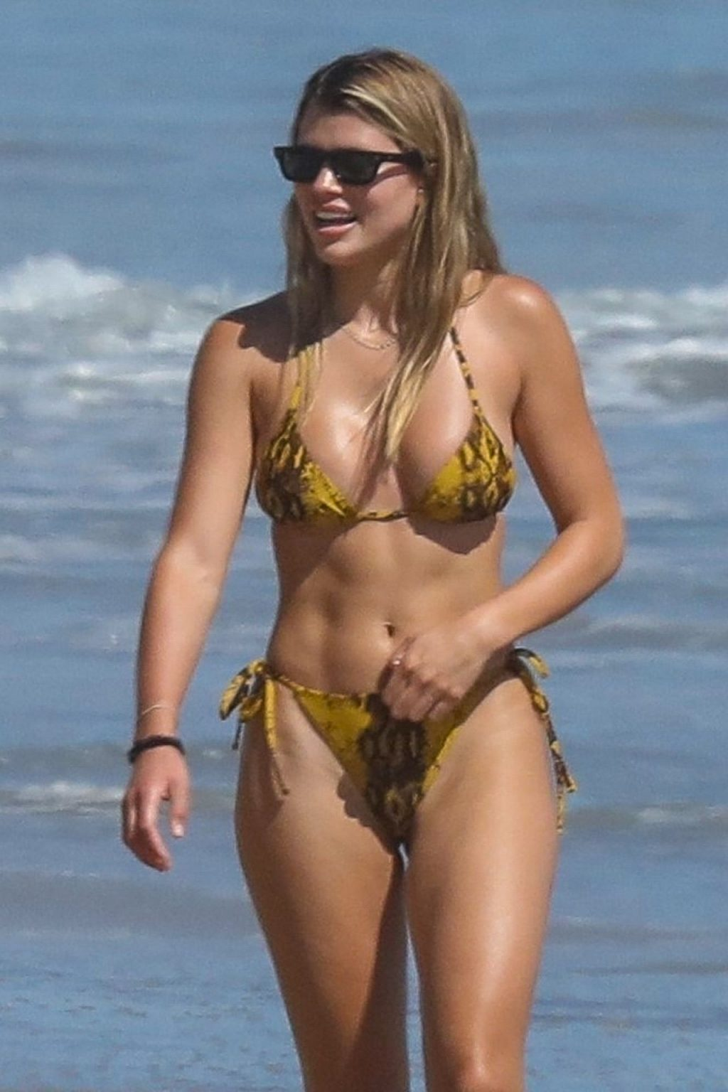 Sofia Richie Shows Off Her Sexy Body in a Bikini on the Beach in Malibu (99 Photos)
