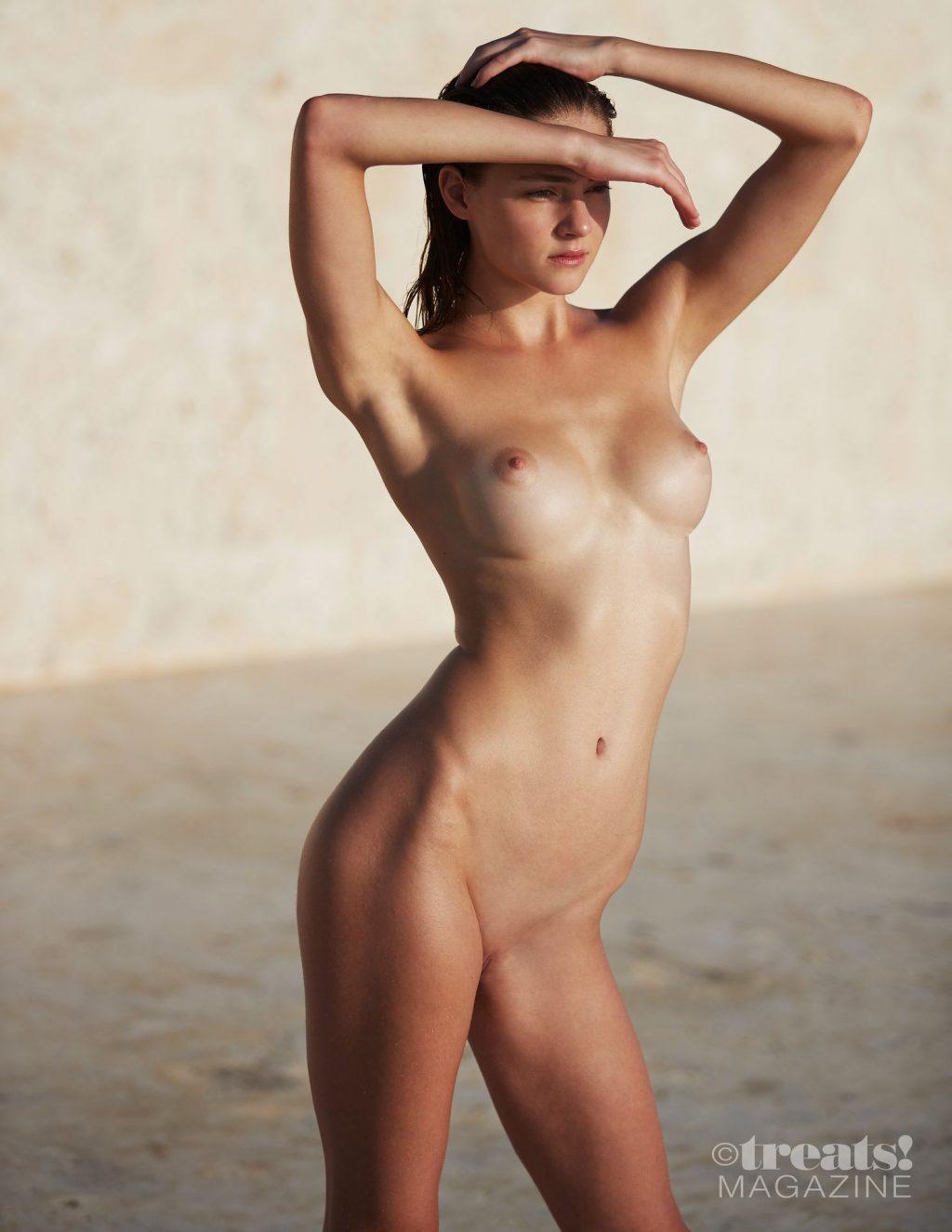 Vika Levina Nude – Treats! (18 Photos)