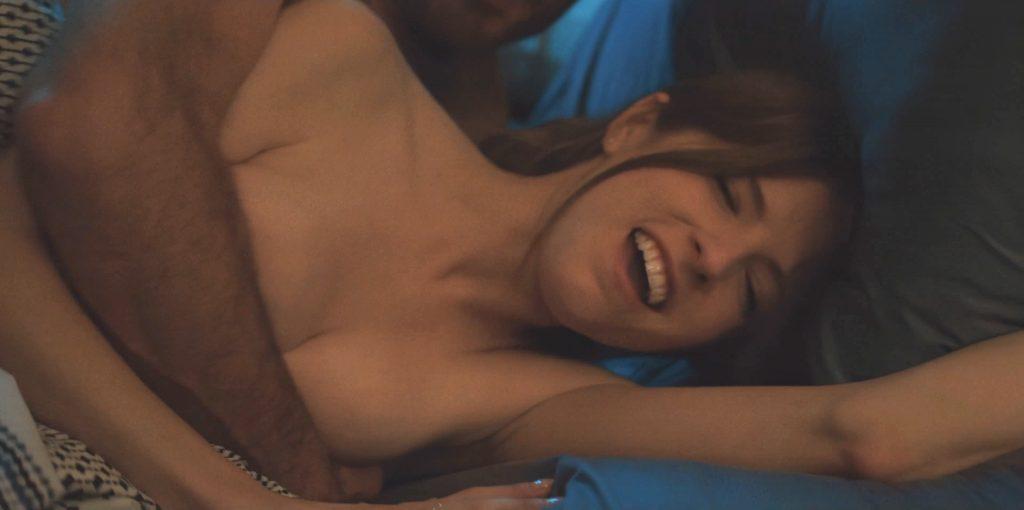 Anna Kendrick Nude – Love Life (7 Pics + GIF & Video)