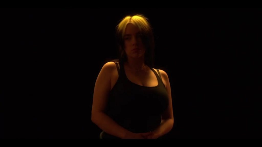 Billie Eilish Sexy (10 Pics + Video)