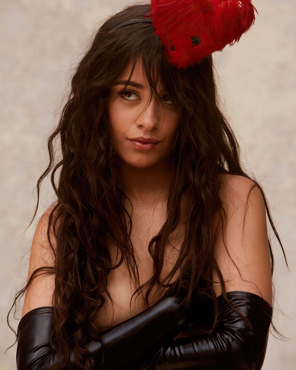 Camila Cabello Topless (2 Photos)