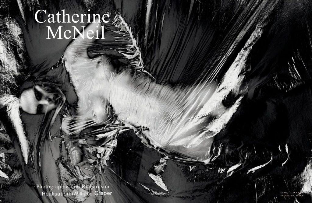 Catherine McNeil Nude
