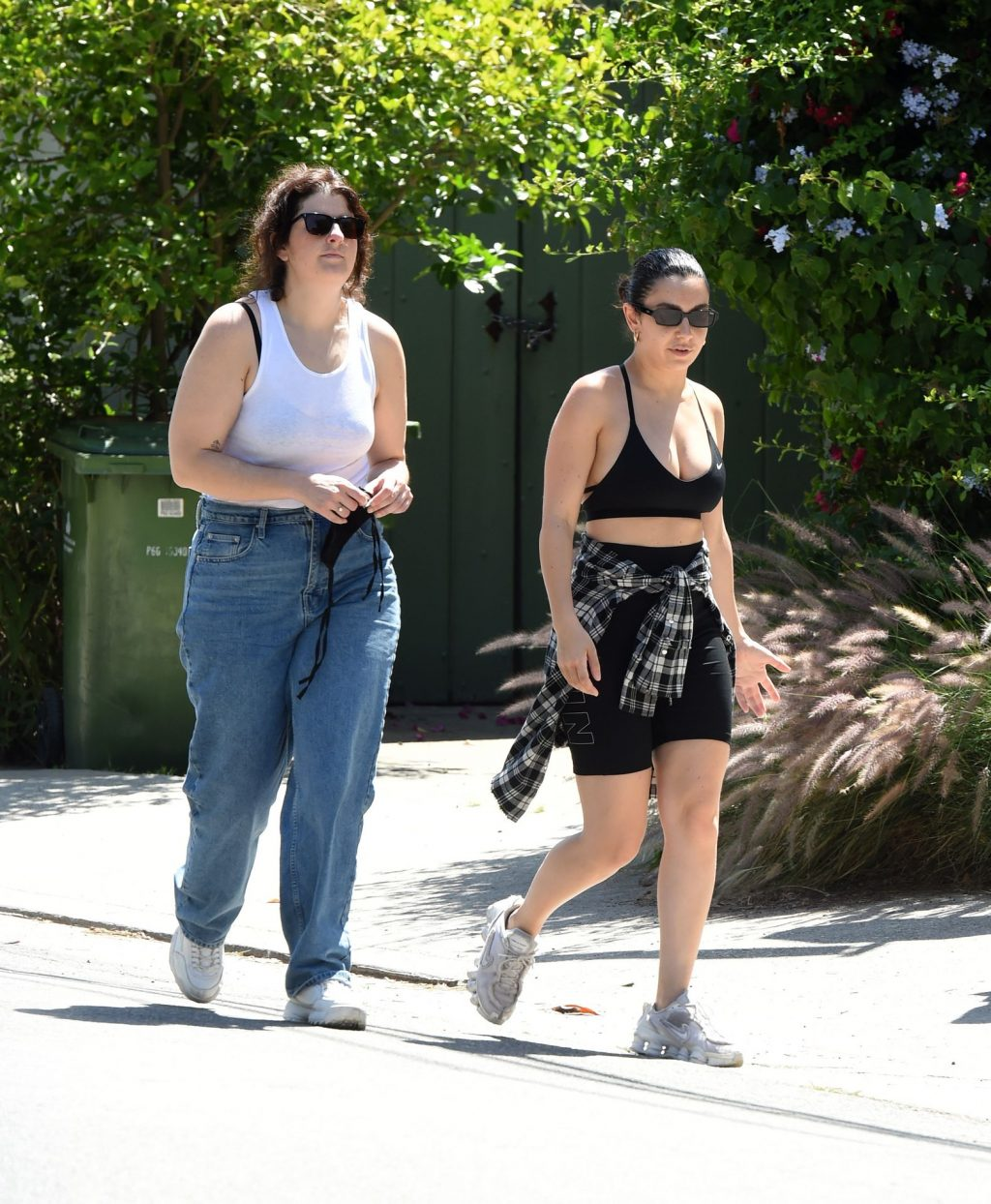 Busty Charli XCX is Pictured on a Stroll After Releasing a New Album (30 Photos)