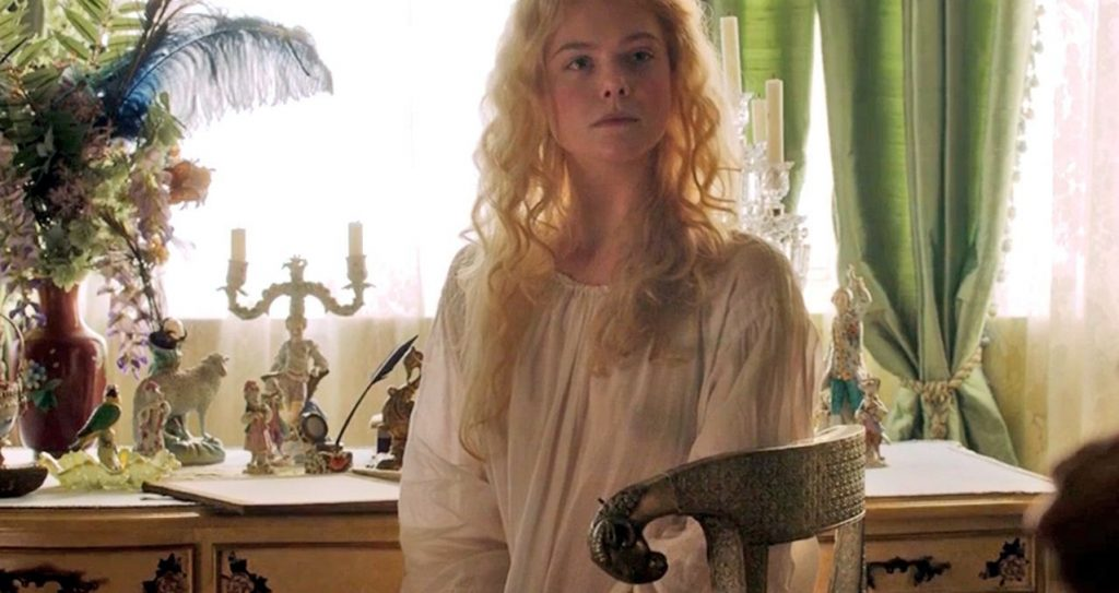 Elle Fanning Nude – The Great s01e01 (21 Pics + GIFs & Video)