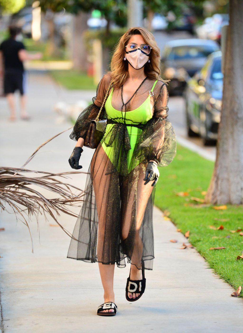 Farrah Abraham Reveals All in a Skimpy Bikini and Tutu (24 Photos)