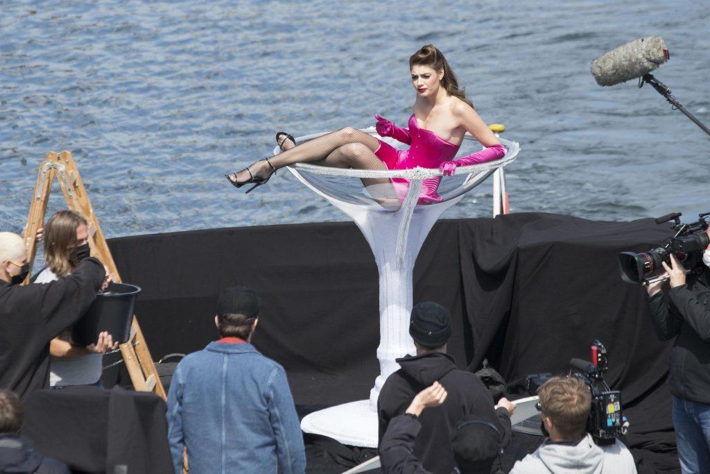 Set of Germany's Next Topmodel in Berlin (47 Photos)