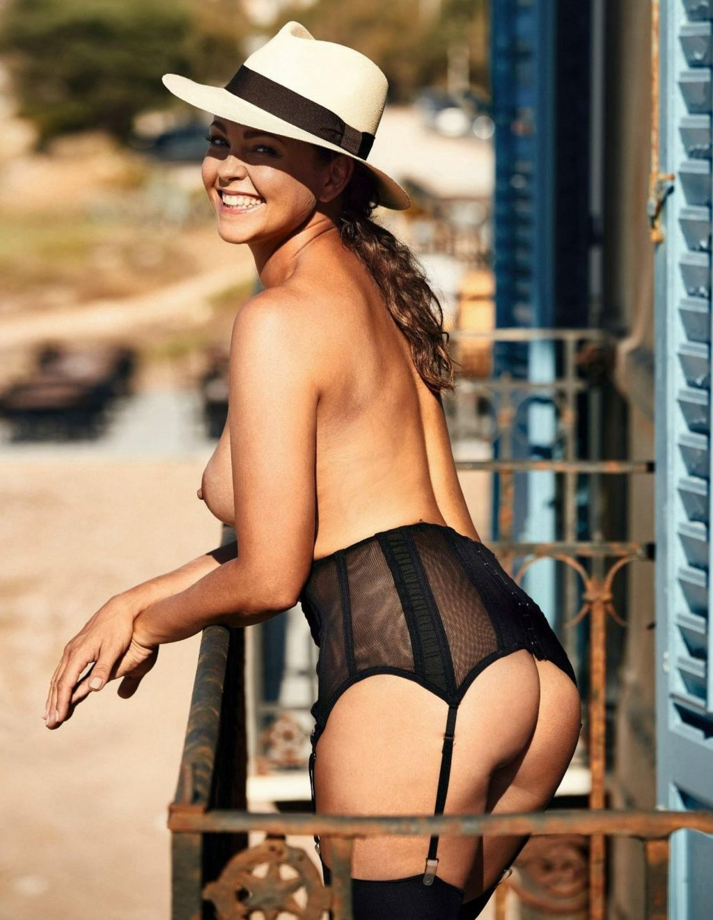 Ines Quermann Nude – Playboy Germany (13 Photos)