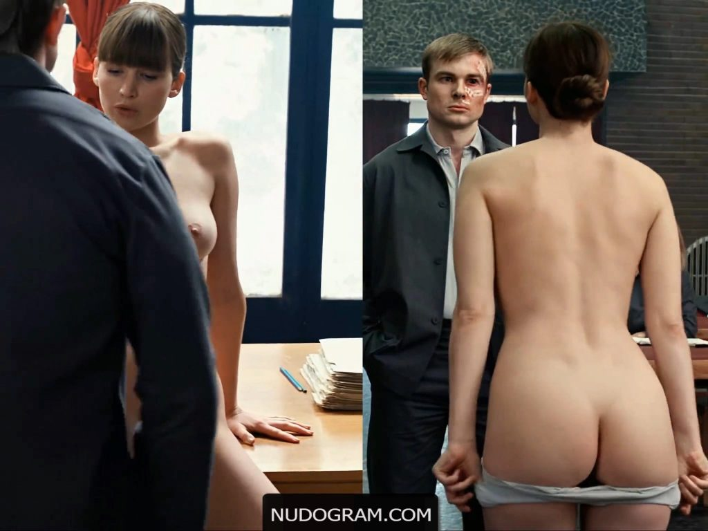 Jennifer Lawrence Nude – Red Sparrow (32 Remastered, Enhanced Pics, GIF & Video)